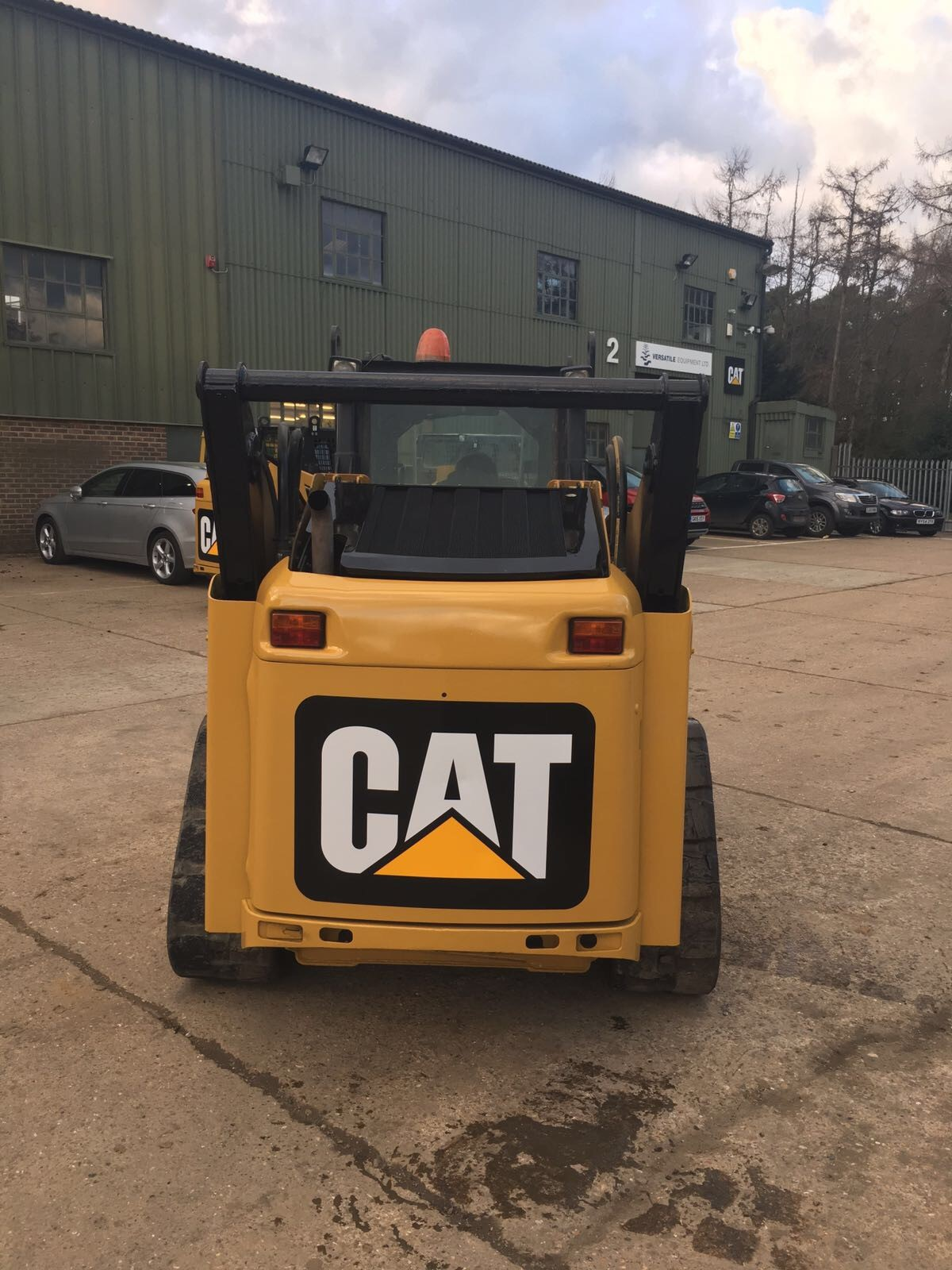 Wiring Diagram For Cat 259b3 28 Images Versatile Tractor 259 4 Equipment Used Tracked Loader Sale 259b At Cita
