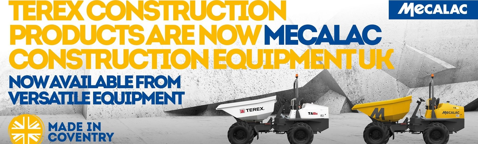 Terex-Mecalac-Versatile-Equipment-Limited